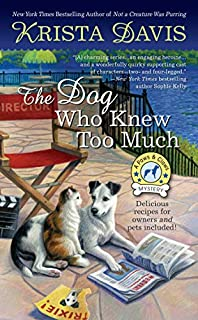 Book Cover: The Dog Who Knew Too Much