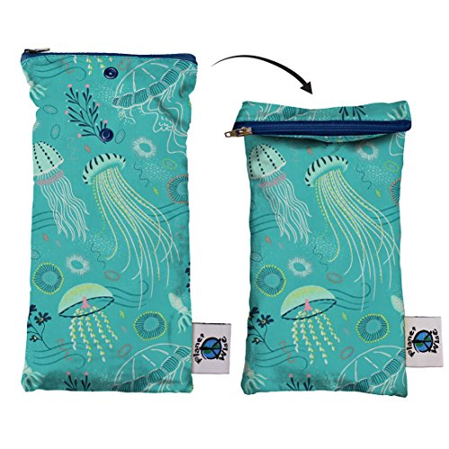 Planet Wise Wipe Pouch, Jelly Jubilee
