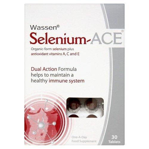 Selenium-Ace 30 Tablets by Selenium
