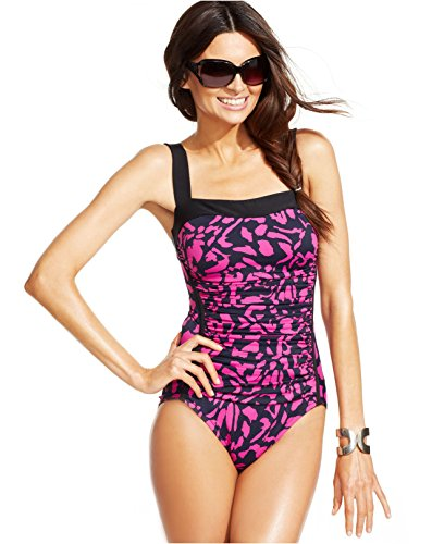 inc-international-concepts-printed-ruched-one-piece-swimsuit-pink-black-10