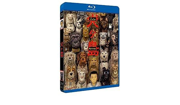 Amazon.com: Isle of Dogs - Isla de perros (Non USA Format ...