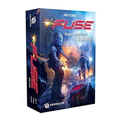 FUSE: Toys & Games