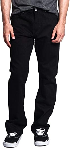 VICTORIOUS Boy/'s Skinny Jeans Twill Denim Pants Size 8-18
