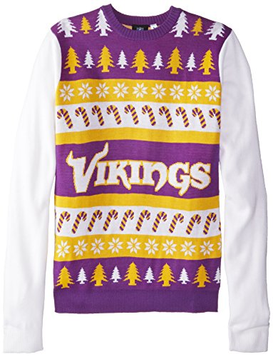official photos 05059 12dab Minnesota Vikings Ugly Christmas Sweaters