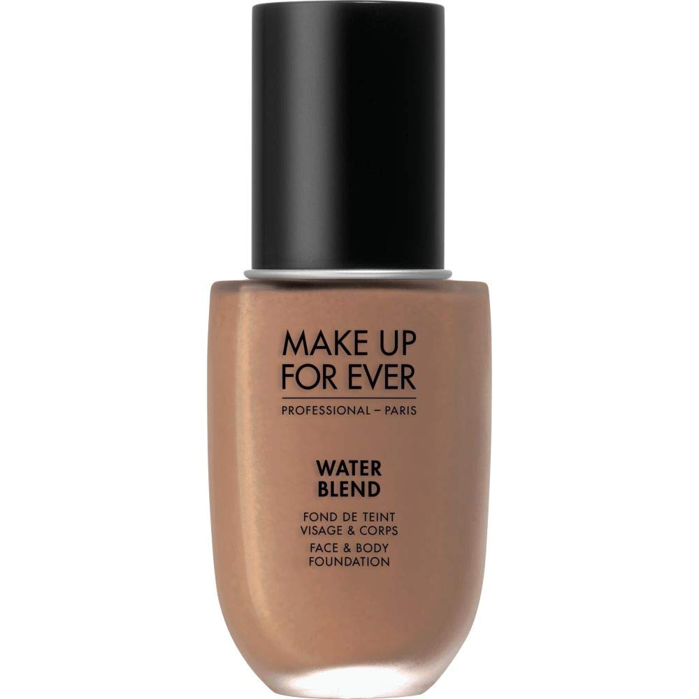 [MAKE UP FOR EVER ] これまでの水のブレンドを補う - フェイス&ボディ基礎50ミリリットルY455を - プラリネ - MAKE UP FOR EVER Water Blend - Face & Body Foundation 50ml Y455 - Praline [並行輸入品] B07S7615S1