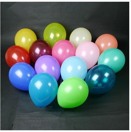 Neo LOONS(TM 5 Inch Pack of 100 Pcs Pastel Assort Mix Premium Latex Balloons Great for Kids , Birthdays, Weddings , Receptions, Baby Showers, Water Fights, or Any Celebration