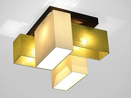 WeRo Diseño Lámpara de techo lámpara de techo lámpara de ...