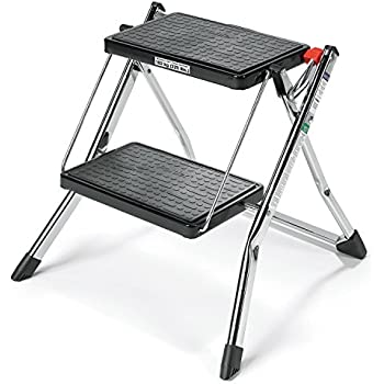 Amazon Com Polder 90401 05 Mini 2 Step Stool 17 Quot High