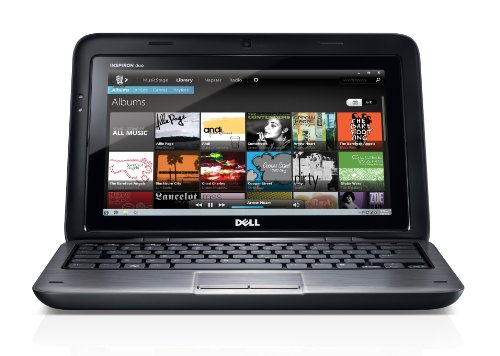 Dell Inspiron DUO iD-4495FNT Laptop with Docking Station (Foggy Night) [Discontinued By Manufacturer]