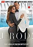 Vanity Fair Magazine (December, 2017) Jennifer Lopez & Alex Rodriguez Cover