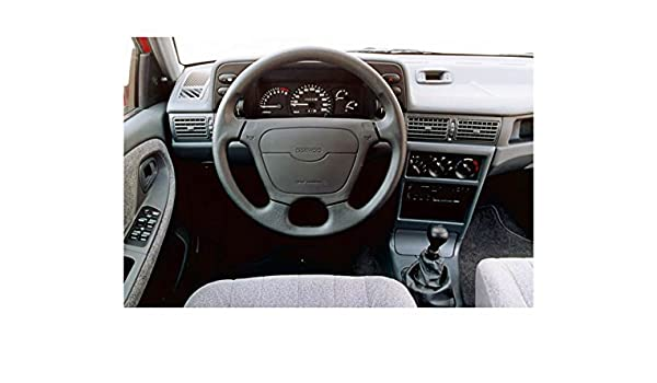 Amazon.com: 1996 Daewoo Nexia Interior Factory Photo: Entertainment Collectibles