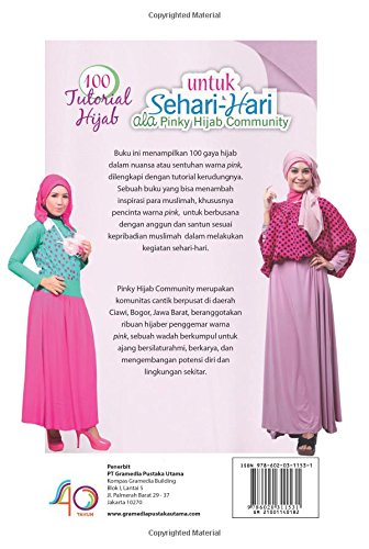 100 Tutorial Hijab Untuk Sehari Hari Ala Pinky Hijab Community Indonesian Edition Shihab Syarifah Aliyyah 9786020311531 Amazon Com Books