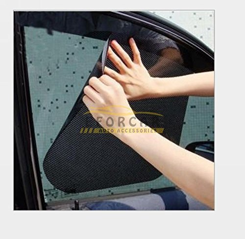 eforcar 1pair car curtain windshield stickers sun shade uv protection car side window film buy. Black Bedroom Furniture Sets. Home Design Ideas
