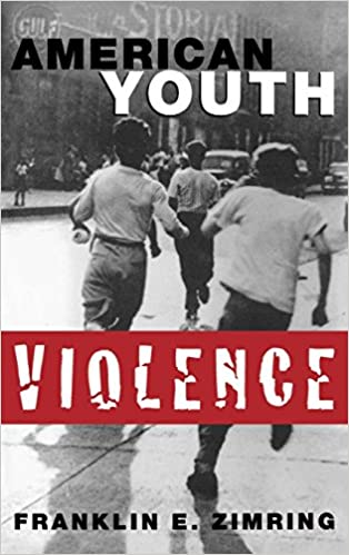 image for American Youth Violence (Studies in Crime and Public Policy)