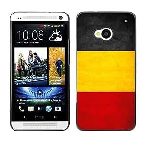 Designer Depo Hard Protection Case for HTC One M7 / LOL Sign Kimberly Kurzendoerfer