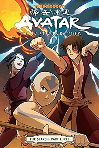 Avatar: The Last Airbender: The Search, Part 3 (Art Avatar)