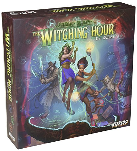WizKids Approaching Dawn: the Witching Hour Board Games