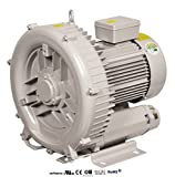 Pacific Regenerative Blower PB-300 (HRB-300), Ring, Side Channel, Vacuum Pressure Blowers.