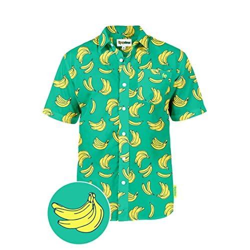 Men's Summer Hawaiian...