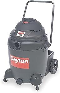DAYTON Wet/Dry Vacuum 6.5 HP 22 gal. 120V