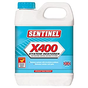 Sentinel 88001 - 389400 X400 lodos Remover 1 L