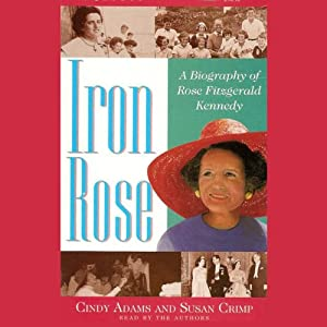 Iron Rose Audiobook