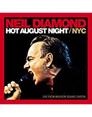 Hot August Night/Nyc Live From Madison Square Garden (2Lp)