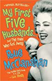 My First Five Husbands. . and the Ones Who Got Away, Rue McClanahan, 0767926943