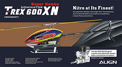 T-REX 600XN Super Combo #RH60N06XT