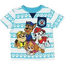 Spin Master Paw Patrol Toddler Little Boys Group Shot T-Shirt