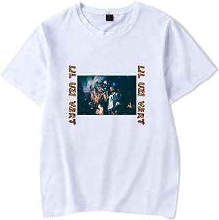 DXY T-Shirt a Maniche Corte a Maniche Corte di personalità Europea e Americana Unisex