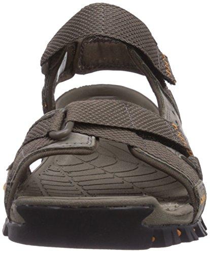FTP Ouvertes Gris Sandales Sandal Eldridge Timberland 0 Homme 2 Trailwind Gris tzxpP0