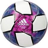 Adidas MLS Planeador - Balón de fútbol, Color Blanco y Negro, 5 Unidades