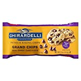 Ghirardelli Grand Semi-Sweet Baking Chips (Pack of 36)