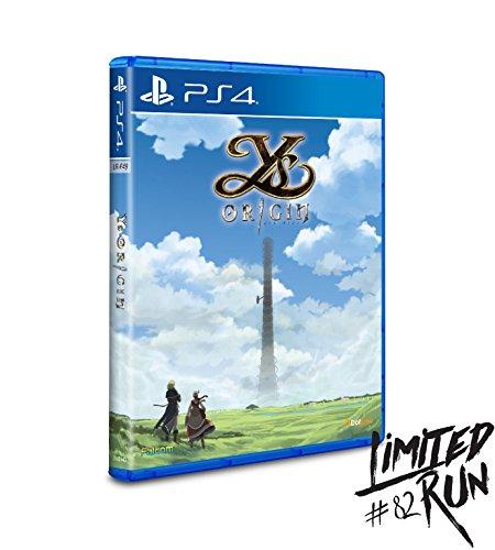 Ys Origin (Limited Run #82)