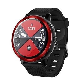 VEHOME Pulsera de Actividad Inteligente Reloj-LEMFO - LEM8 2 + 16G de Memoria Grande - 580 mA Reloj Inteligente de 2 megapíxeles: Amazon.es: Deportes y aire ...