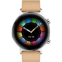 Huawei Watch GT 2 Classic - Smartwatch con Caja de 42 mm (Hasta 2 Semanas de Batería, Pantalla Táctil AMOLED de 1.39…