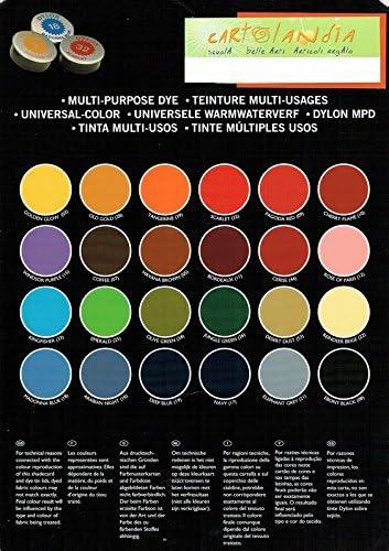 Dylon - Monodosis colorante para tejidos Scarlet 32: Amazon ...