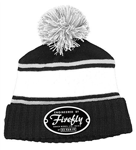 Knit Engineered Firefly Gorrita Logo Pom EUZZadq