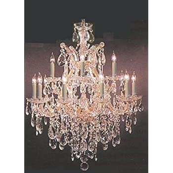 Generic Island Lights Crystals Chandelier 15 Lights Ceiling ...