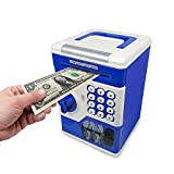Savings Piggy Bank for Kids Children with Automatic Money Coiling Function and personal Password Set