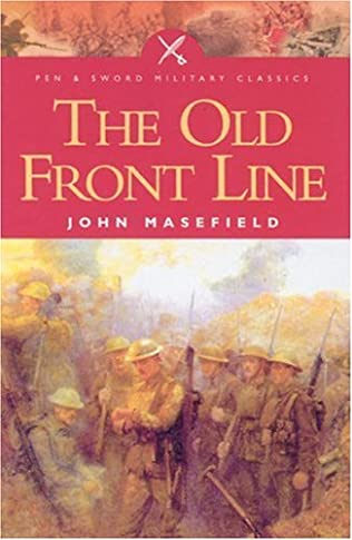 book cover of The Old Front Line