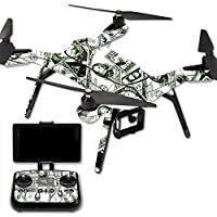 MightySkins Protective Vinyl Skin Decal for 3DR Solo Drone Quadcopter wrap cover sticker skins Phat Cash