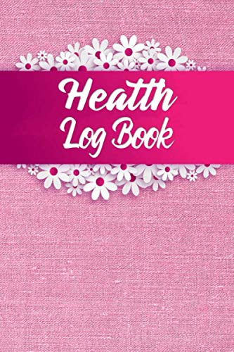 Health Log Book: Blood Pressure and Blood Glucose Journal - 60 Weeks Monday to Sunday LogBook - Hypertension and Diabetes Diary (Volume 1) (Blood Sugar And Blood Pressure Tracking Chart)