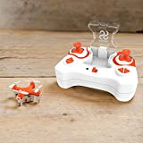 Mini Toy Drone Skyking S-007 Remote Control UAV 2.4GHz Tiny UFO with Gyroscope Gift for Kids Toy Quadcopter with Extra Propellers