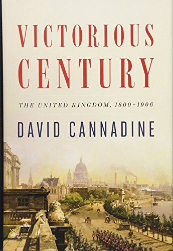 Victorious Century: The United Kingdom, 1800-1906 (The Penguin History of Britain) cover