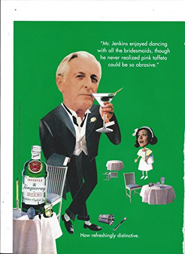 print-ad-for-tanqueray-gin-mr-jenkins-wedding-scene