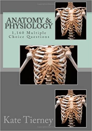 Anatomy & Physiology: 1, 160 Multiple Choice Questions: 5: Amazon.co ...