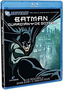 Batman: Guardián De Gotham [Blu-ray]