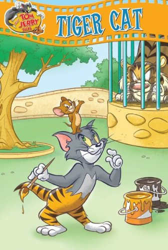 Tom and Jerry Tales: Tiger Cat